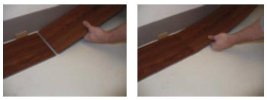 Tarkett VeriCore Installation Step 3